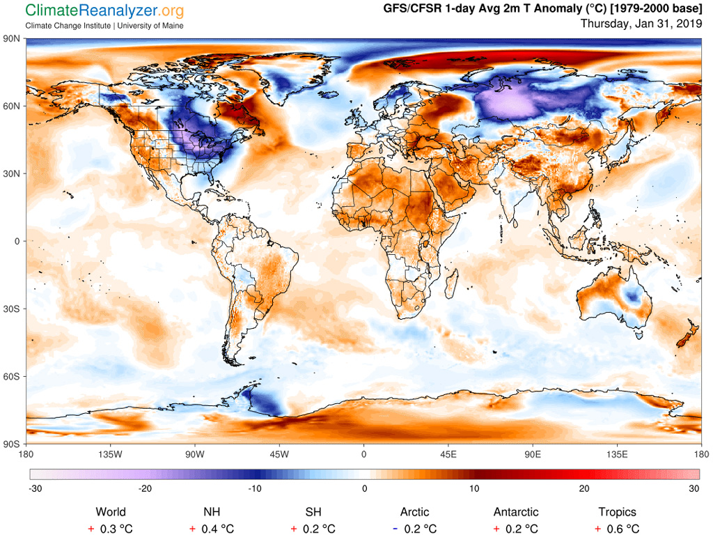 Map-of-global-temperatures-for-31-January-2019