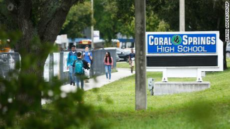All Florida high schools, including Coral Springs High School, will be required to take a civics test before graduation.
